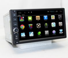 So all the information below is for your reference The size of our device is 176mm*102mm Please check your dashboard and measure the size of your original cd player Thanks for your attention. Android 4.4 Quad Core 16G Flash 1024*600 Screen Product Description 1.Run pure android 4.4 sytem, CPU: Quad Core 1024*600 Resolution With Capacitive ...