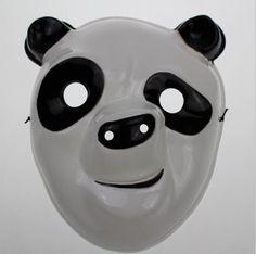 Hot sale cartoon Kung Fu Panda Naruto Mask Face Mask Hallowmas Mask holiday Party mask for cosplay Factory Outlet Free shipping custom