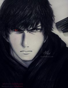 Amon(Tokyo Ghoul):