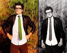 Really, Josh Hutcherson? Way too adorable.