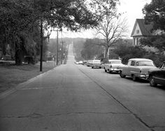 Florida Memory - Park Avenue in Tallahassee, Florida.