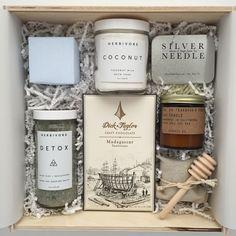 Teak & Twine | Custom Client Gift Box