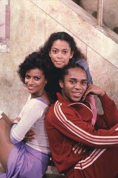 "Debbie Allen, Erica Gimpel & Gene Anthony Ray, ""Fame"""