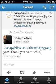 Thanks Brian:)