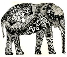 Elephant by beaulivres