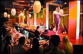 """San Francisco: ASIA SF A """"gender illusion"""" carbaret style restaurant where the women are beautiful but the men are prettier!  Fave place for birthday, bachelorette, etc."""