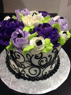 117 best white flower cake shoppe images on pinterest beautiful white flower cake shoppe mightylinksfo