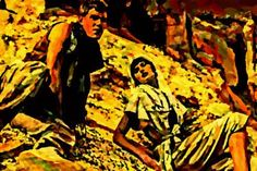"Saatchi Art Artist ACQUA LUNA; Painting, ""85- Primer plano. San Valentin V."" #art"