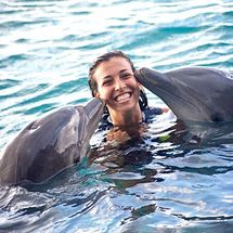 Swim with the Dolphins from Negril - Adult Enjoy learning about these truly unique animals while touching, dancing, singing and even kissing one of our beautiful bottle-nose dolphins in deep water. http://www.comparestoreprices.co.uk/activity-days/swim-with-the-dolphins-from-negril--adult.asp