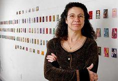 Susan Lenz... textile artist