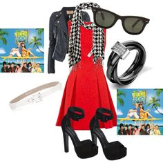 Disney Outfits, Outfits For Teens, Movie Outfits, Greece Costume, Teen Beach, Rock Chic, Beach Party, Teen Fashion, Celebs