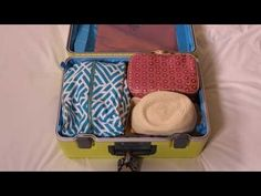 Packing Light Carry On Luggage