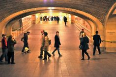 Grand Central whispering gallery A CUP OF JO: cup of jo guide to new york city