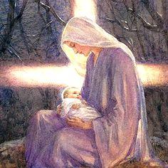 Maria,mãe de Deus e nossa mãe