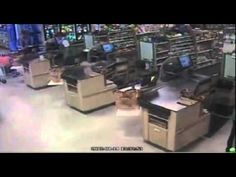Video of 76-Year-Old Plowing Through Supermarket: At least ten people wish they'd not gone grocery shopping on Saturday, April 14th, 2012 at the Publix on Belle Terre Parkway in Palm Coast, Florida …