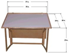 PuzzlePro Table Dimensions