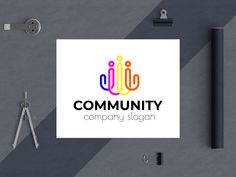 community or organizations logo designed by BdThemes. the global community for designers and creative professionals. Company Slogans, Silver Spring, Show And Tell, Cool Logo, Organizations, Logo Design, Community, Graphics, Graphic Design