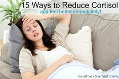 Want to know how to reduce cortisol naturally? Here are 15 proven ways to lower cortisol and feel better immediately! Using salt, magnesium, herbs, and more