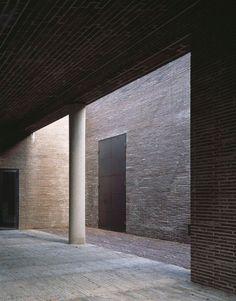 The New Crematorium at the Woodland Cemetery | Johan Celsing | Ioana Marinescu |