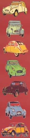 Rod Neer - Citroen 2CV portrait
