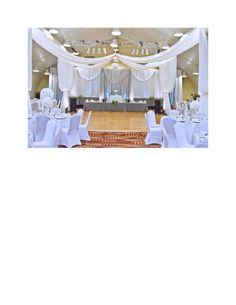 Drapery by Events Plus....... donjr@eventsplusnashville.com