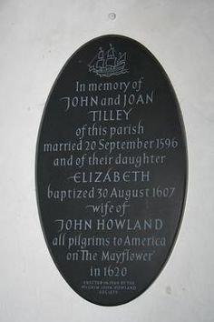 John Tilley and Joan Hurst-Tilley, gr-grandparents and Mayflower Passengers .John died the winter in the New World. Social Studies Notebook, Teaching Social Studies, Genealogy Research, Family Genealogy, History Books, Family History, Jamestown Colony, American History Lessons, Family Research