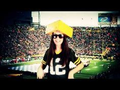 Higher Education Presents: Feelin So Fly Like a Cheesehead (Official Music Video) [Cascia Films]