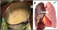 Este poderoso remédio caseiro desintoxica os pulmões rapidamente - até mesmo de quem fumou por muito tempo! | Cura pela Natureza