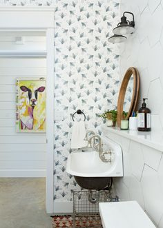 5 Lazy Ways to Avoid Cleaning the Bathroom — Apartment Therapy's Chore-Free Summer | #lifehacks