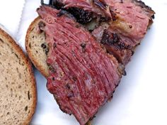 Standing Room Only: #Pastrami Perfection at Fumare Meats