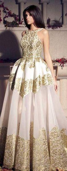 Tarek Sinno Haute Couture fw 2014-2015
