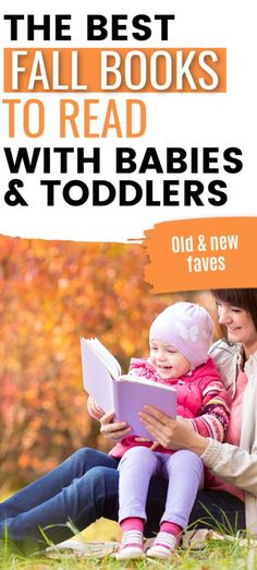 Looking to share all things Fall with your baby or toddler? These are the BEST Fall books for toddlers and babies. Books about leaves, pumpkins, Halloween and just all things autumn. Reading seasonal picture books is such a fun part of our traditions in the Fall and a great way for your little one to learn all about Fall and the things it has to offer! Great books for babies, 1 year olds, 2 year olds and 3 year olds. #books #toddler