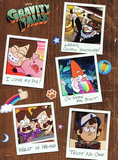http://fuckyeahgravityfalls.com/tagged/Promotional Art/page/4