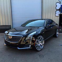 "Forgiato Wheels on Instagram: ""2016 #Cadillac #CT6 on #Forgiato @wheels by @moonshadowdallas"""
