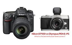 Our Nikon D7100 vs Olympus E-P5 comparison aims to find out which is the best enthusiast-level camera.