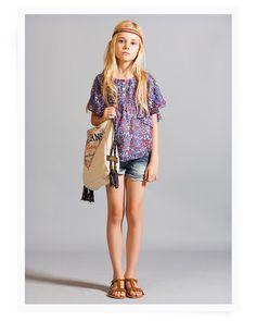 pepe jeans british style girl spring summer 2013via melijoe