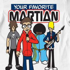 yfm | Image - YFM.jpg - Your Favorite Martian Wiki