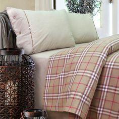 Комплект постельного белья Шотландия Королевство Льна