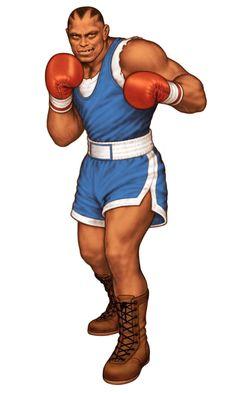 Balrog Street Fighter, Street Fighter 1, Capcom Street Fighter, Street Fighter Characters, Character Profile, Character Portraits, Game Character, Character Design, Art Of Fighting
