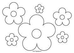 23 Ideas flowers pattern coloring pages Pattern Coloring Pages, Flower Coloring Pages, Mandala Coloring Pages, Doodle Patterns, Flower Patterns, Easy Patterns, Applique Patterns, Paper Butterflies, Paper Flowers