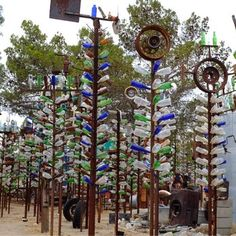 Bottle Tree Ranch - Oro Grande, CA, United States