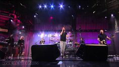 Train - Calling All Angels (Live on Letterman)