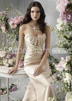 Glamorous And Affordable Milky Sweetheart Sleeveless Mermaid Prom Dresses