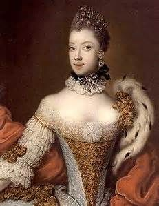 Queen Charlotte, wife of the English King George III (1738-1820), was directly descended from Margarita de Castro y Sousa, a black branch of the Portuguese Royal House.Six different lines can be traced from English Queen Charlotte back to Margarita de Castro y Sousa, in a gene pool which because of royal inbreeding was already minuscule, thus explaining the Queen's unmistakable African appearance.