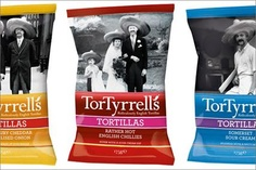 I have my eye out for these tortillas from Tyrrells