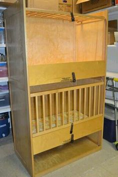 Best Two Unit Infant Bunkie Crib Bunk Bed Style Crib With 640 x 480