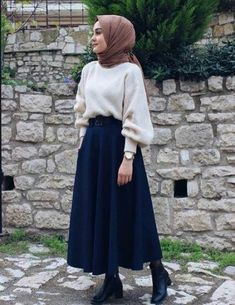 إليكِ - ILAYKI- حجاب ملابس بنات محجبات hijab hijab fashion hijabers hijab style gamis hijab muslimah fashion hijab syari hijab cheap gamissyari khimar ootd islam like muslim gamismurah veil dress hijabi hijab instant hijabootd hijab Modest Fashion Hijab, Hijab Chic, Fashion Muslimah, Islamic Fashion, Muslim Fashion, Hipster Skirt, Hijab Hipster, Look Fashion, Fashion Outfits