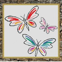 Fabric: 14 count White Aida  Stitches: 205 x 197 Size: 14.64 x 14.07 inches or 37.19 x 35.74 cm  Colours: DMC  Use 2 strands of thread for cross stitch  *PDF* File Only, this is not a finished piece or physical pattern.  PDFs included: Cover sheet with instructions and list of required materials, and a color/symbol chart pattern with DMC legend.  *** Your PDF files will be made available for instant download via Etsy once the payment has been confirmed. Once payment is processed, Etsy wi...