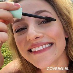 Eyebrow Makeup Tips, Body Makeup, Skin Makeup, Eyeshadow Makeup, Simple Eye Makeup, Clean Makeup, Beauty Skin, Beauty Makeup, St Veronica