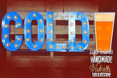 Lighted Metal MARQUEE SIGN Marquee Light by TopLineNashville, $345.00